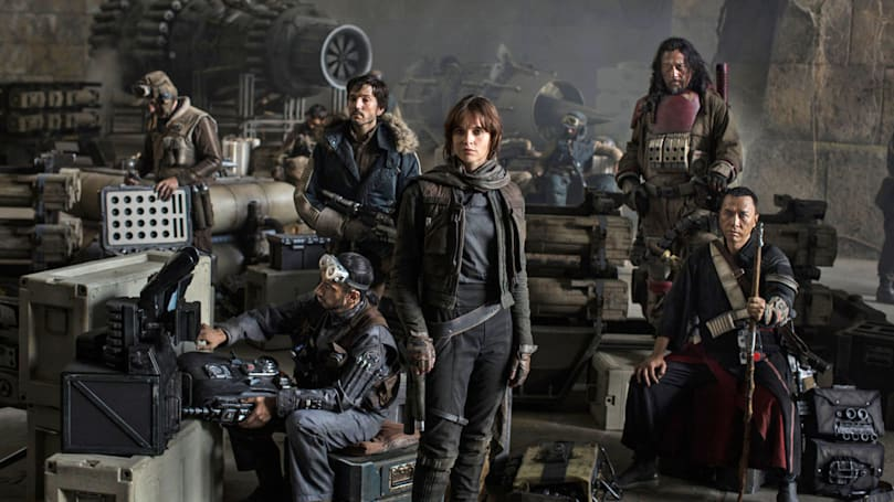 'Rogue One' is a milestone (and warning sign) for CG resurrection