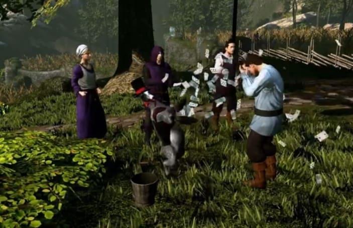 Goat MMO Simulator boasts one level more than World of Warcraft
