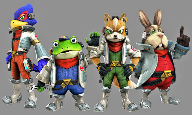 'Star Fox 64' lands on the Wii U Virtual Console this week