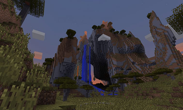 Here's how 'Minecraft' creates its gigantic worlds