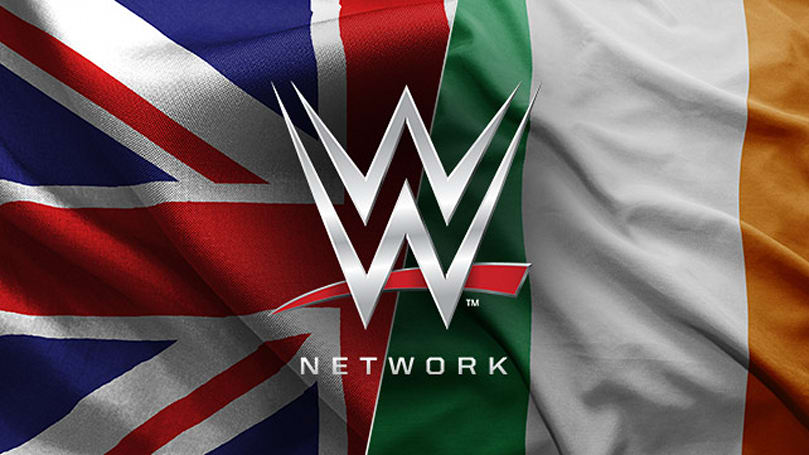 WWE Network's UK launch set for January 19th, for real this time