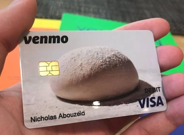 Venmo invites users to try physical debit cards
