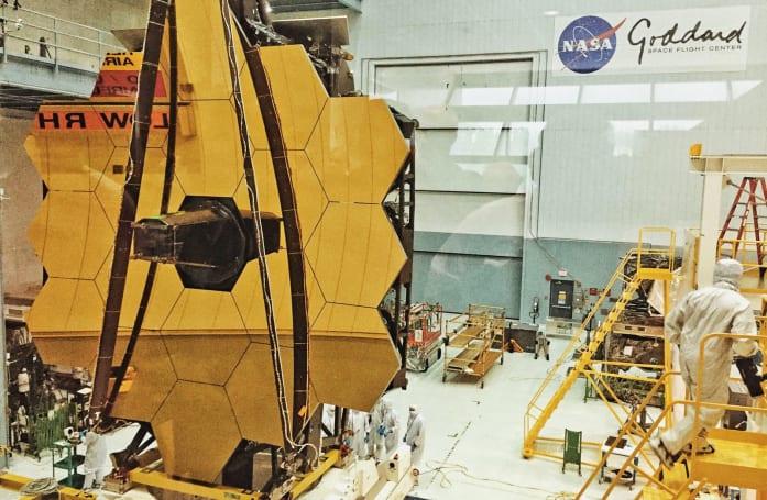 NASA delays James Webb Space Telescope launch until 2021