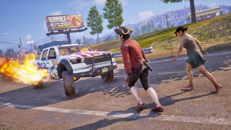 'State of Decay 2' celebrates July 4th with themed DLC and fireworks