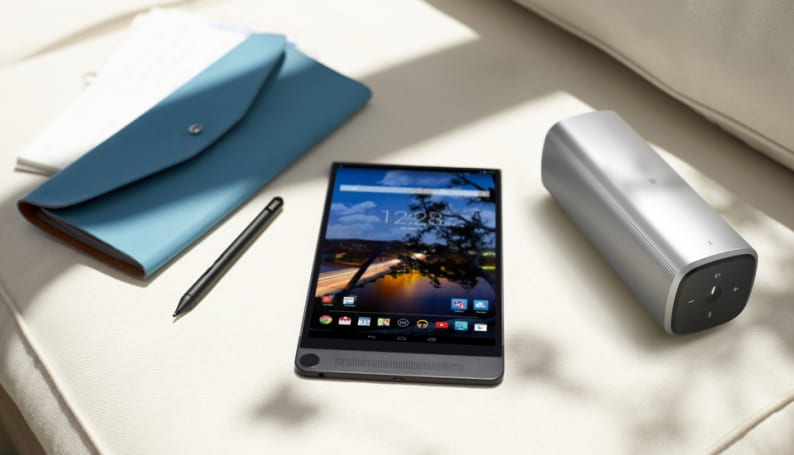 Dell's super-thin, depth-sensing tablet is available now for $400