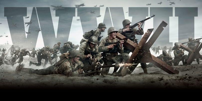 《使命召唤:二战》11 月 3 日要带你重回诺曼底沙滩