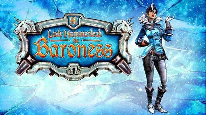 Lady Hammerlock joins Borderlands: The Pre-Sequel's playable lineup