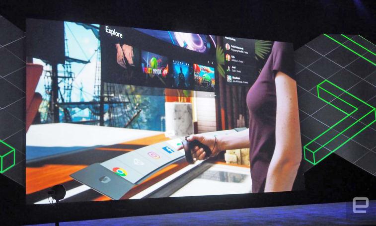 Oculus 重新打造的 VR 界面将会在 12 月让大家试试