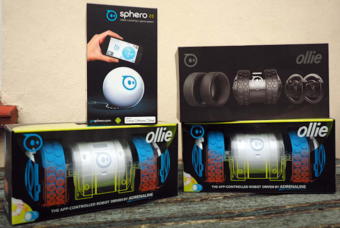 Engadget UK giveaway: win a Sphero 2.0 or Ollie bot courtesy of Orbotix