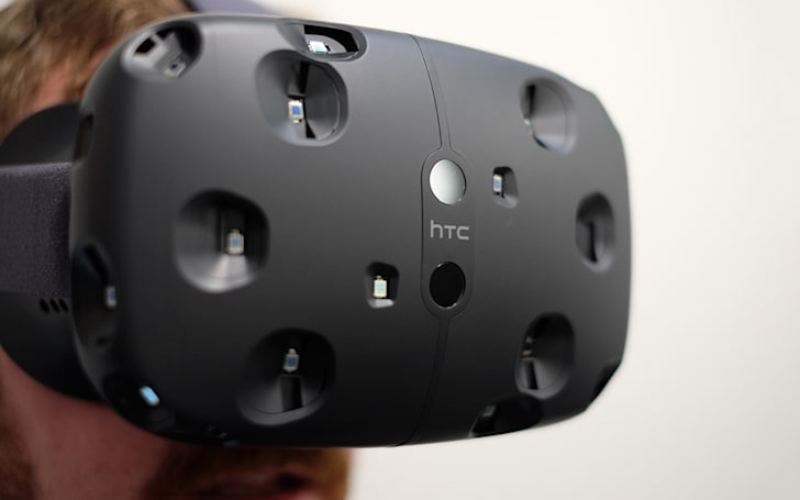 HTC's Vive made me believe in VR