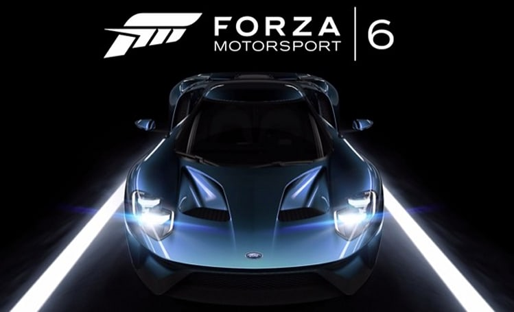 Forza Motorsport 6 announced, Ford features prominently