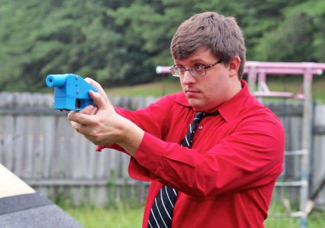 Seattle judge blocks release of designs for 3D-printed guns