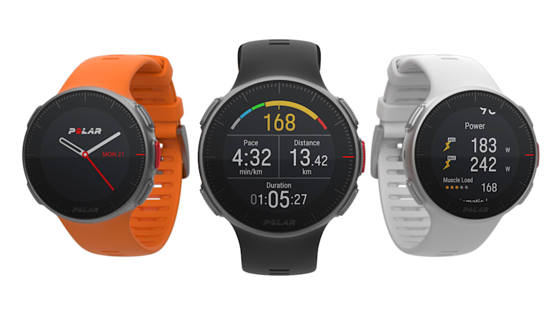 Polar's latest watches know if you're maximizing your workouts