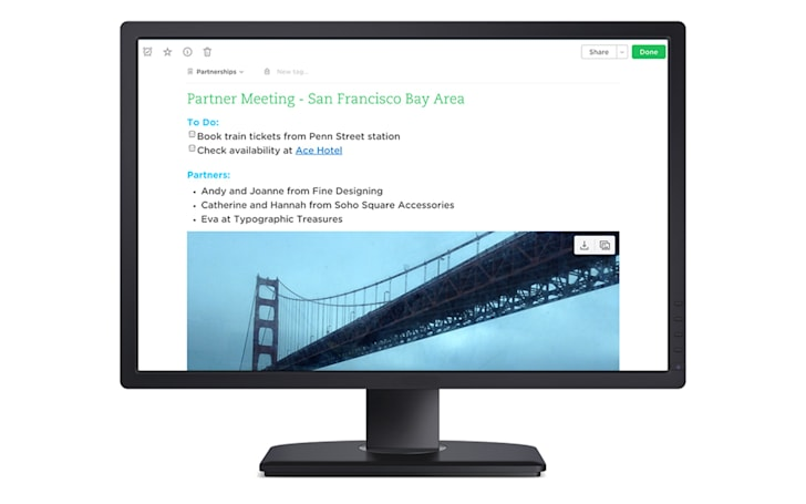 Evernote's cleaner, faster web interface starts rolling out