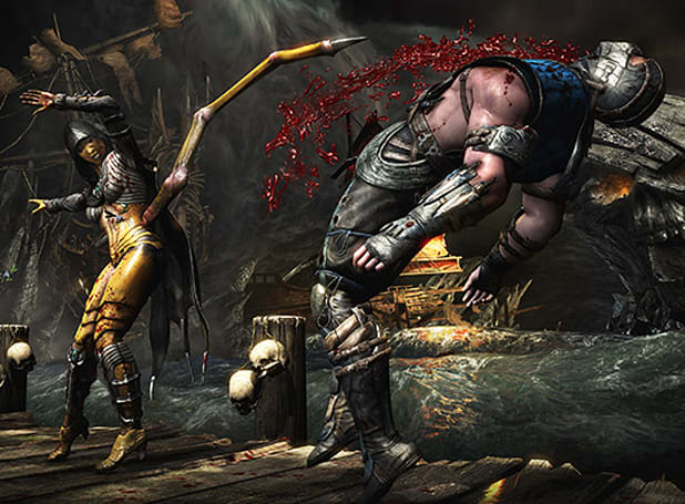 Kung Lao, Kitana, Goro officially join Mortal Kombat X cast