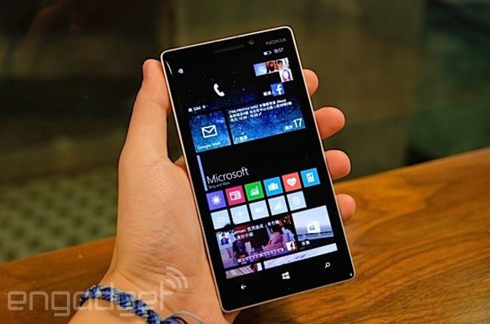 诺基亚 Lumia 930 评测
