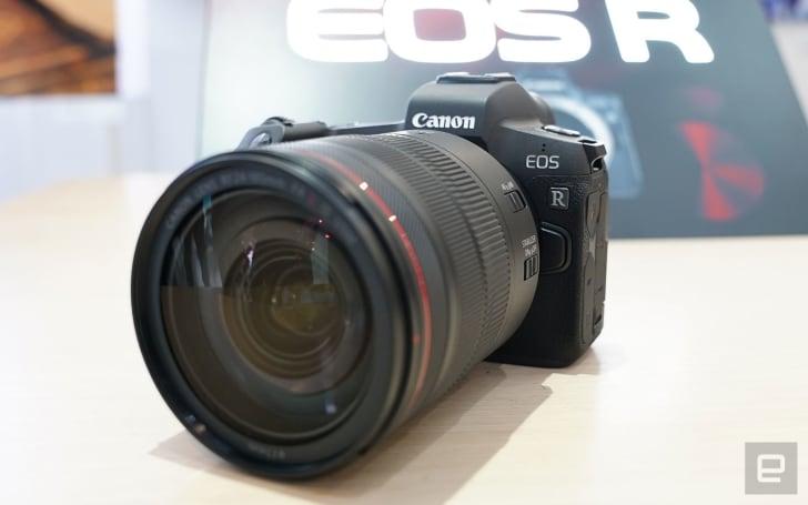 佳能 EOS R 香港动手玩,传统厂商的次世代相机系统