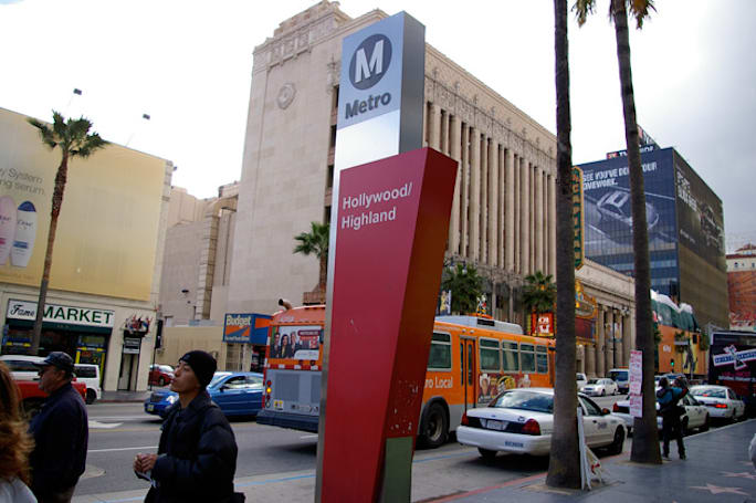 Los Angeles' subway is getting cellphone service and WiFi