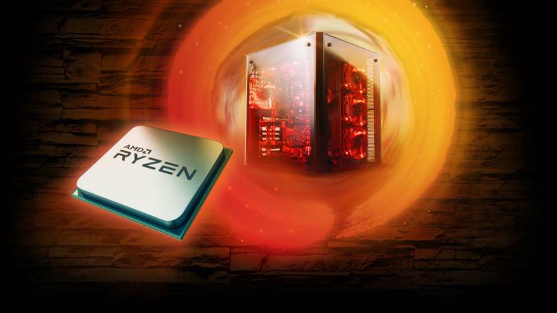 AMD 发布首款 Ryzen 桌上型 APU 处理器