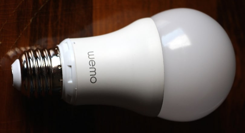 Belkin WeMo Smart LED Bulbs take on Philips hue lux in smart lightbulb market