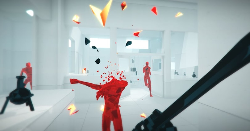 'Superhot' is coming to PlayStation VR