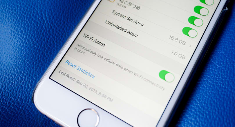 Apple sued over iOS 9's eagerness to chew up cellular data