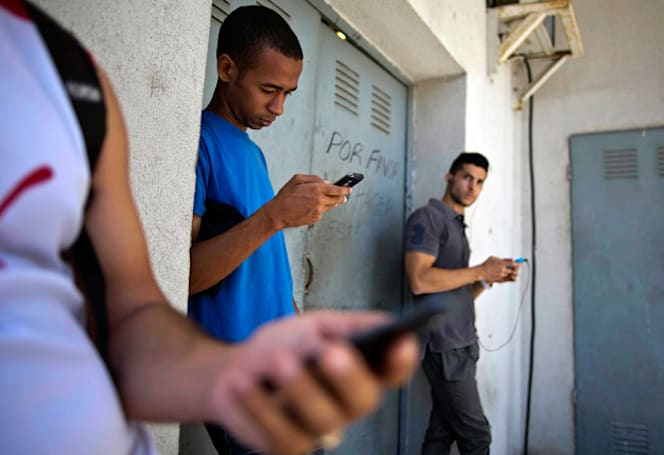 Cuba edges toward a more connected future as the world watches