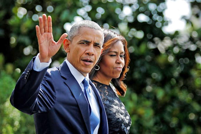 How to follow the Obamas after they leave the White House