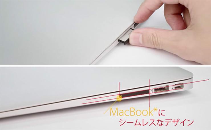 Macbook Pro / Air 有闲置 SD 卡槽未用吗?创见 JetDrive Lite 助你扩充储存容量