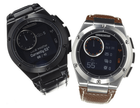 HP teamed up with a fashion designer to make a stunning smartwatch