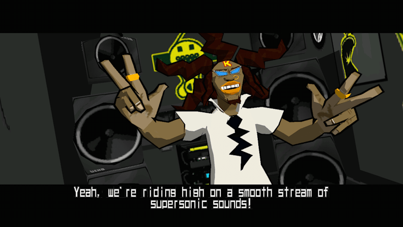 'Jet Set Radio' is absolutely free on Steam
