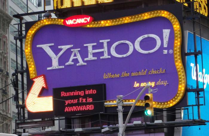 报道称 Yahoo 即将被 Verizon 以 50 亿美元买下