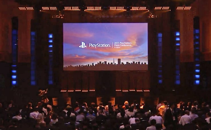 Here's everything from PlayStation Japan's 2017 press event!