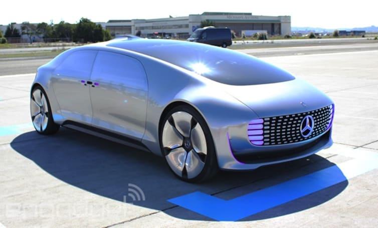 Daimler 和 Qualcomm 将合作发展联网汽车技术