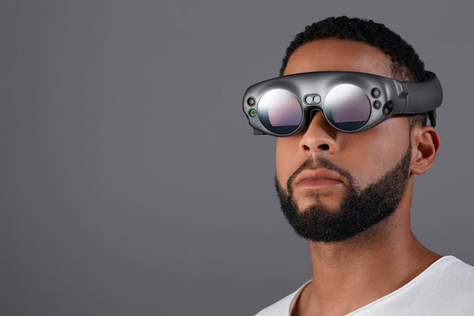 Magic Leap's mixed reality headset arrives this summer