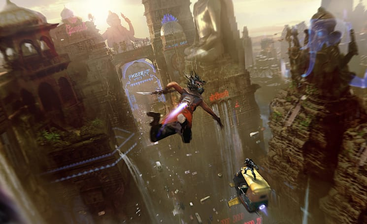 We watched someone play 'Beyond Good and Evil 2'