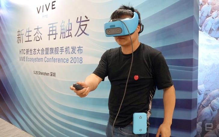 希捷的硬盘 / 电池两用「腰包」是专为 VR 而设