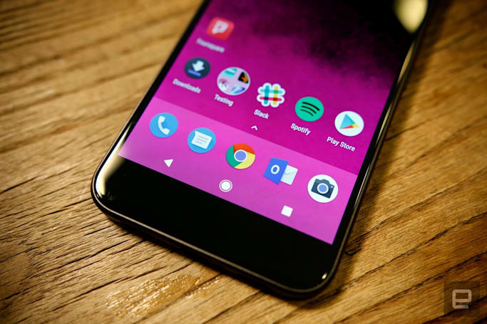 Google is working on a fix for the Pixel XL's fast charging issue