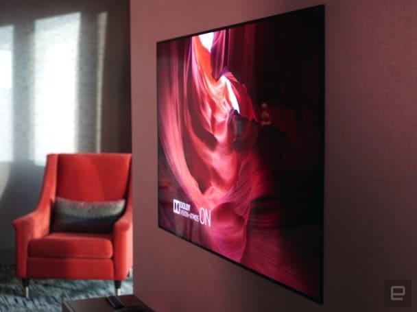 LG OLED 電視新增支援無損 3D 音效