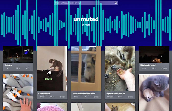 Imgur's wonderful world of GIFs now includes full-length video