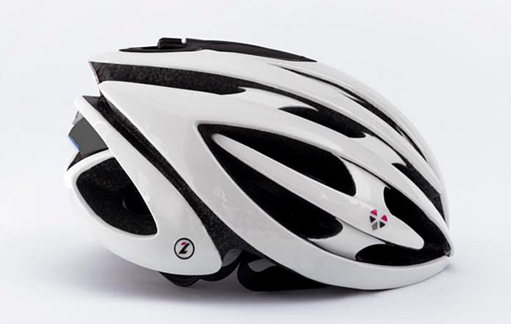LifeBeam's heart-rate monitoring cycling helmet is ready for your commute
