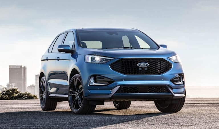 Ford will fit auto emergency brakes on two 2019 models