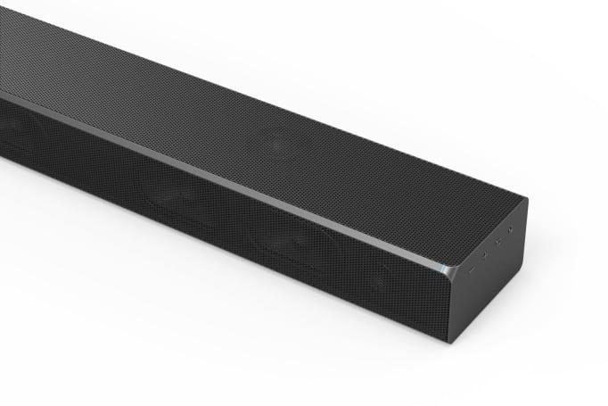 Samsung's $699 soundbar offers 32-bit audio, subwoofer-like bass (updated)