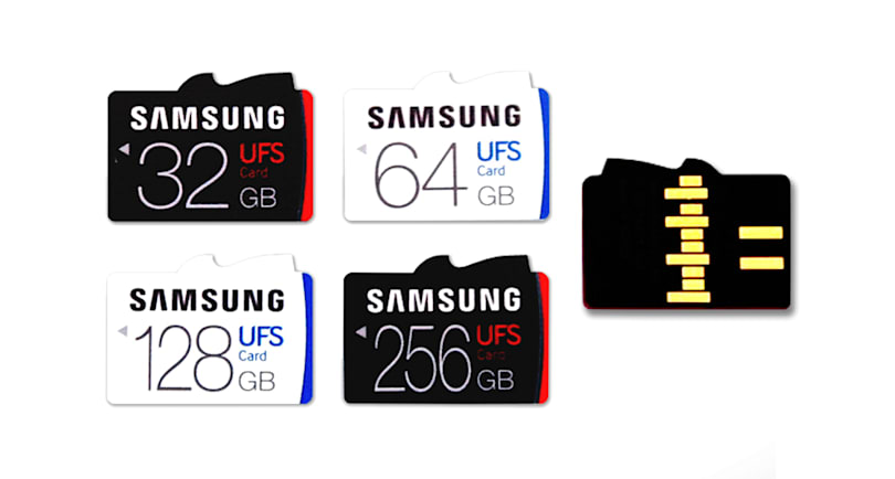 Flash storage spec doubles speeds on future smartphones
