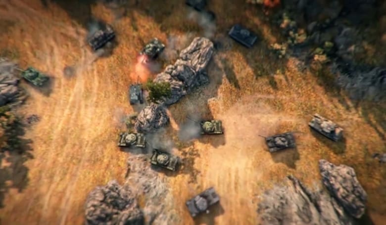 World of Tanks shows off new game modes for 2014