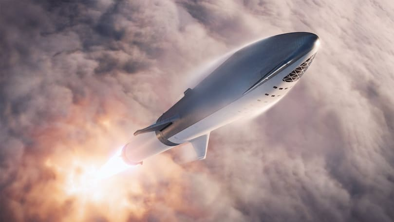 Watch SpaceX announce its first BFR passenger at 9PM ET