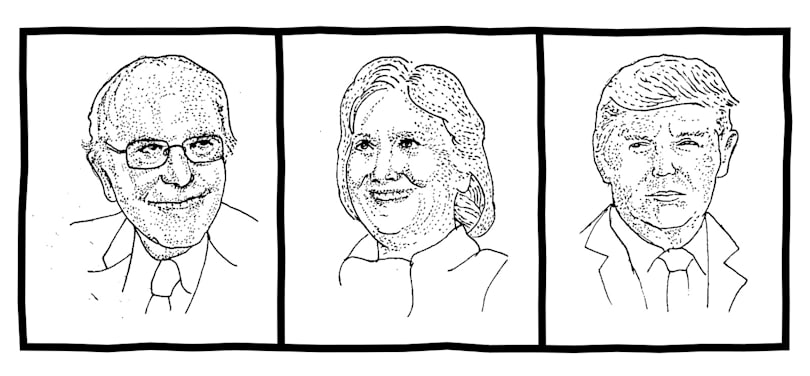Where the candidates stand on cyber issues