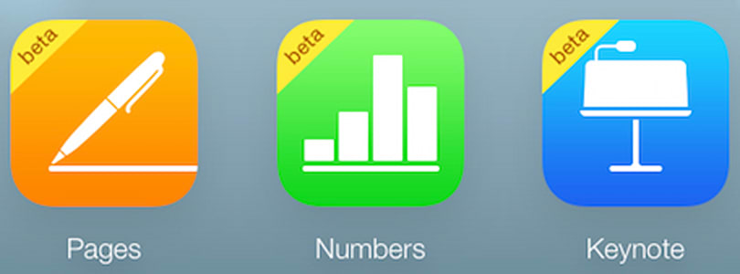 iWork: The changes in Apple's productivity suite