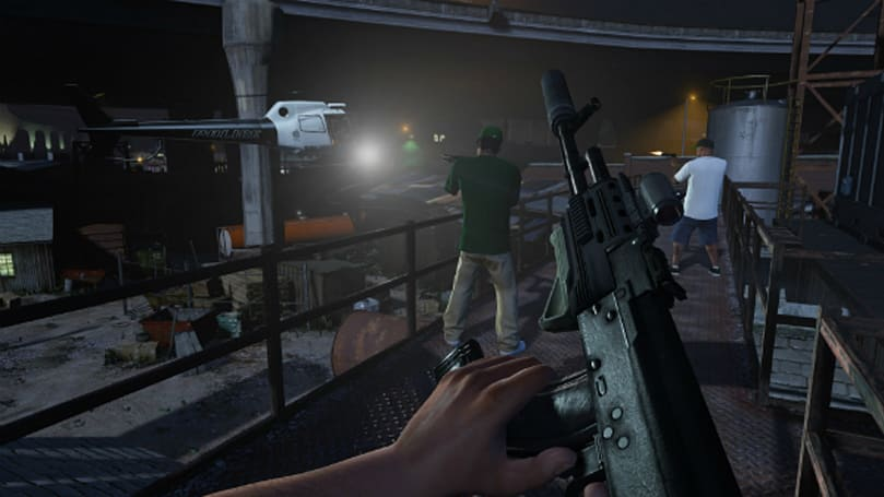 GTA Online heists breaking and entering 2015 with new trailer