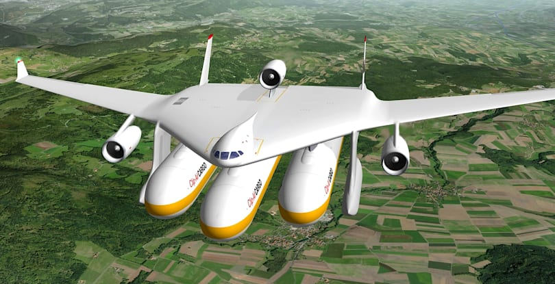 Inhabitat's Week in Green: A modular airplane, and more!